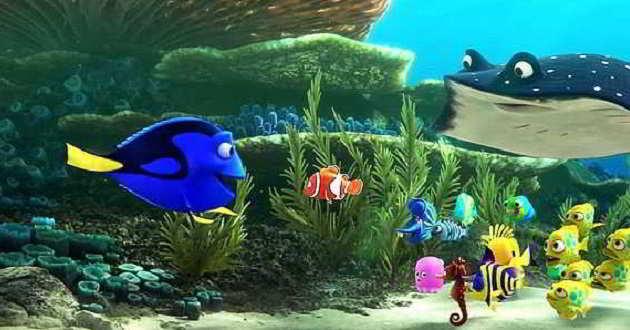 'À Procura de Dory': Quatro novos posters da animação da Disney/Pixar