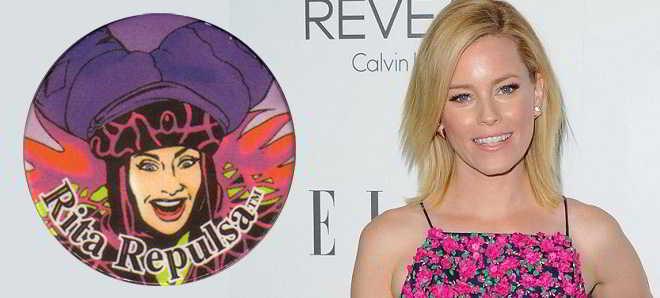 'Power Rangers': Elizabeth Banks vai dar vida à vilã Rita Repulsa