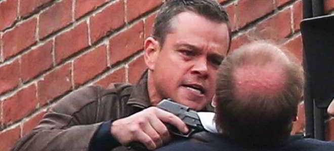 Poster e teaser trailer do quinto filme da franquia 'Bourne'