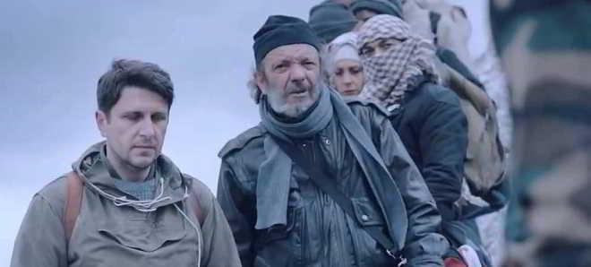Trailer legendado em português de 'O Julgamento - Fronteira da Esperança'