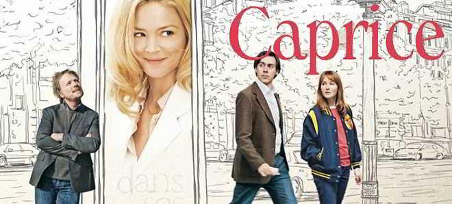 Poster e trailer legendado em português de 'A Fabulosa Caprice'