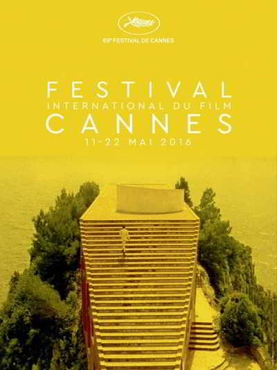 69 festival cannes 2016_poster