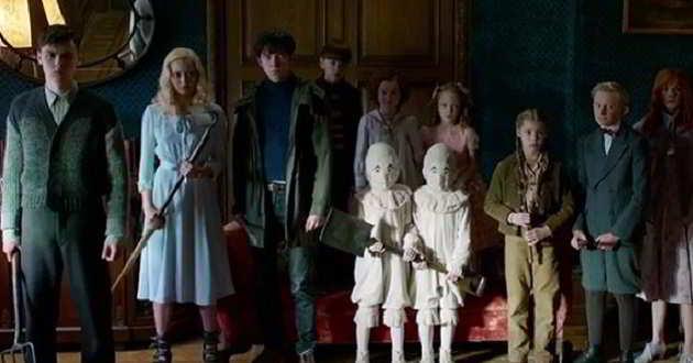 Trailer em português de 'A Casa da Senhora Peregrine para Crianças Peculiares'