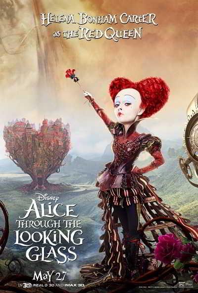 Alice do Outro Lado do Espelho_Red Queen