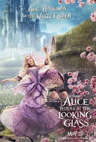 Alice do Outro Lado do Espelho_White Queen