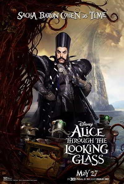Alice do Outro Lado do Espelho_time