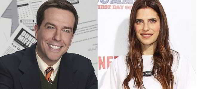 Ed Helms_lake bell_What's The Point