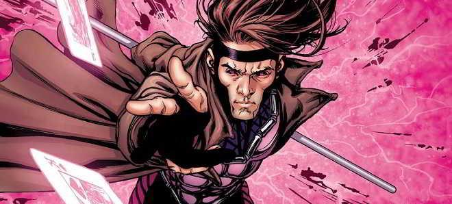 Gambit fora da programação do novo calendário de estreias da Fox/Marvel