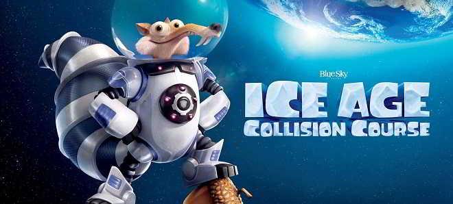 Revelados quatro posters da animação ''A Idade do Gelo: O Big Bang'