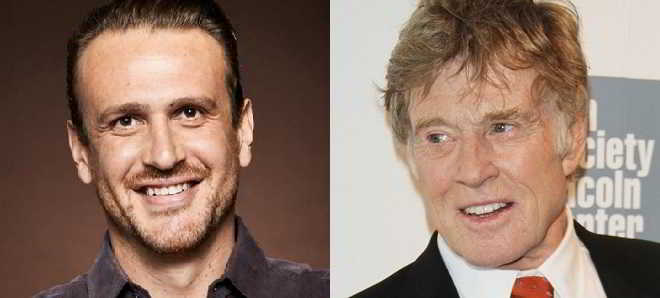 Jason Segel e Robert Redford adicionados ao elenco de 'The Discovery'