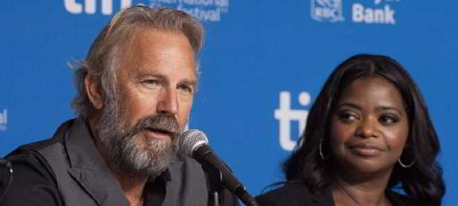 Kevin Costner e Octavia Spencer reunidos no drama espacial 'Hidden Figures'