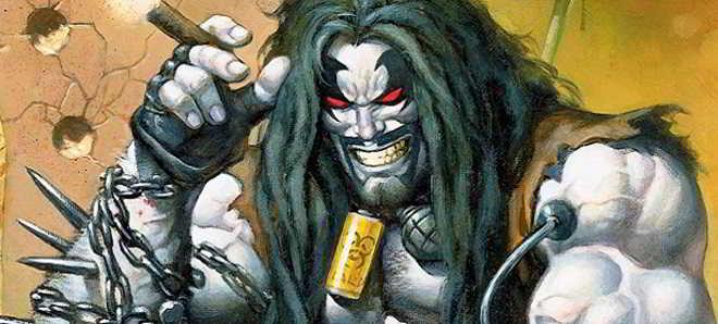 Warner relança desenvolvimento de Lobo, o anti-herói da DC Comics