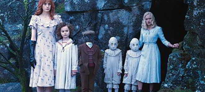 Primeiras imagens de 'Miss Peregrine's Home for Peculiar Children'