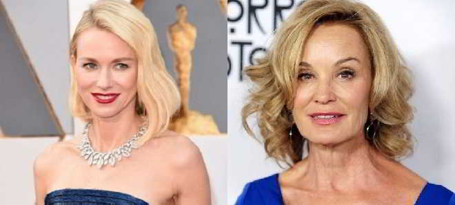 Naomi Watts e Jessica Lange são as estrelas de 'The Secret Life Of The Lonely Doll'