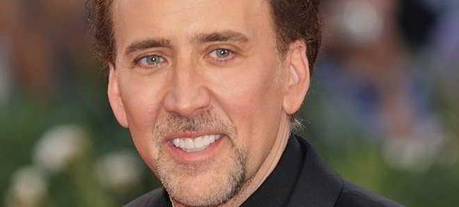 Nicolas Cage vai protagonizar o thriller 'Philly Fury'