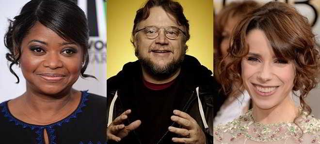 Octavia Spencer e Sally Hawkins no novo filme de Guillermo Del Toro