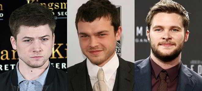 Conheça os três candidatos finais para protagonizarem o jovem Han Solo