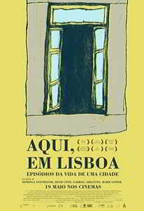 aqui em Lisboa
