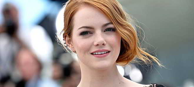 Emma Stone vai protagonizar a cinebiobrafia 'Letters From Rosemary'