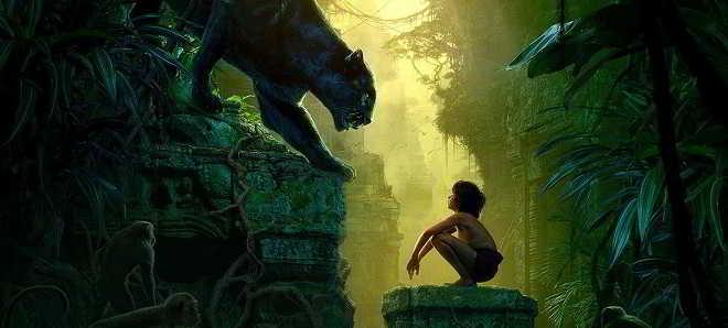 imagens de o livro da selva