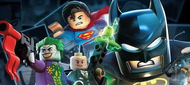 Divulgadas as primeiras imagens da animação 'The Lego Batman Movie'