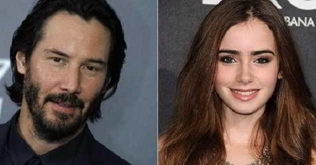 Keanu Reeves junta-se a Lily Collins no drama indie 'To the Bone'
