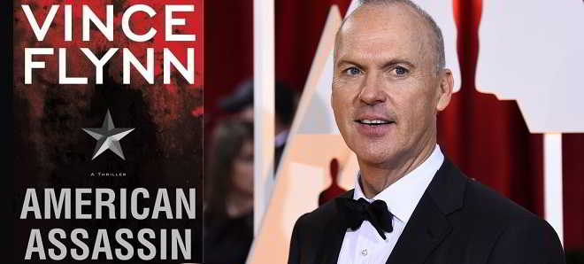 Michael Keaton vai protagonizar a adaptação de 'American Assassin'