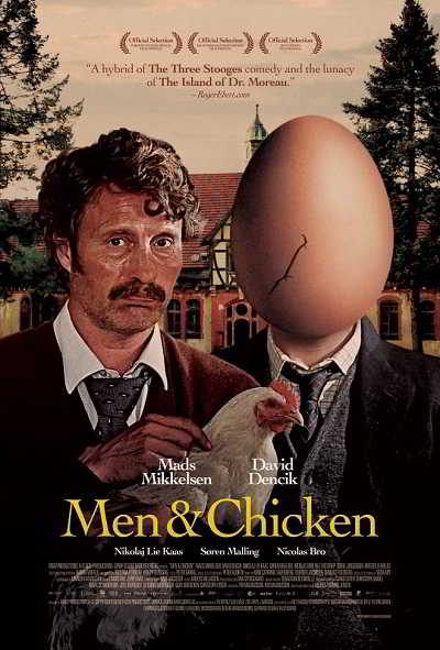 poster_men e chickens
