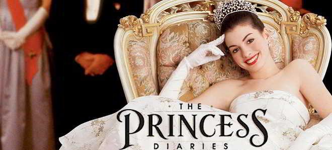 Garry Marshall e Anne Hathaway com planos para  'O Diário da Princesa 3'