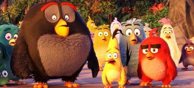 Trailer dobrado em português da animação 'Angry Birds: O Filme'
