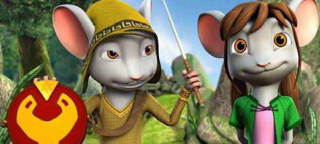 Trailer dobrado em português da animação 'Rodência e o Dente da Princesa'