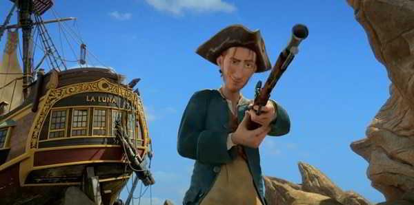 Divulgado um novo trailer oficial da animação 'Robinson Crusoe'