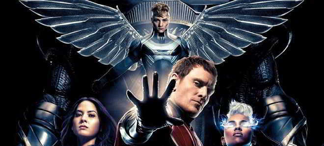 'X-Men: Apocalipse': Novo poster reúne os quatro cavaleiros