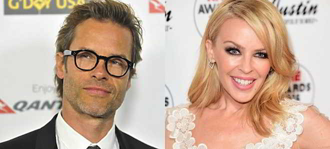 Guy Pearce e Kylie Minogue são os protagonistas de 'Flammable Children'