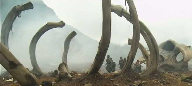 Reveladas as primeiras imagens de 'Kong: Skull Island'