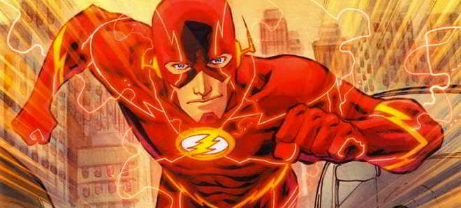 Seth Grahame-Smith desisitu da realização do filme a solo de 'The Flash'
