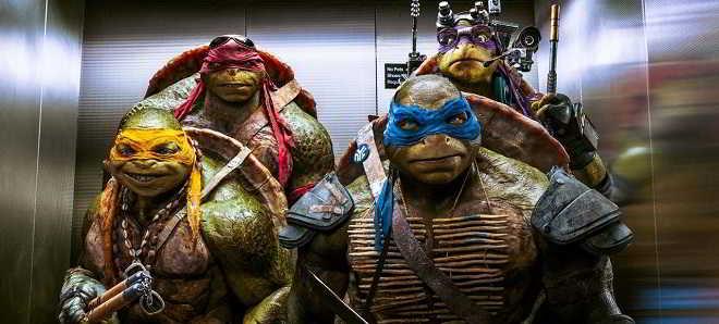 'Tartarugas Ninja Heróis Mutantes: O Romper das Sombras': Trailer português