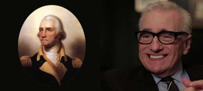 Cinebiografia de George Washington poderá ser realizada por Martin Scorsese