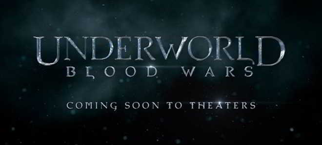 'Blood Wars' é o título oficial do quinto filme da franquia Underworld