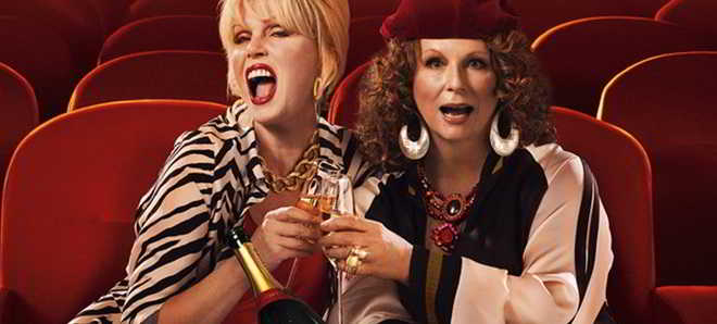 ABSOLUTELY FABULOUS: THE MOVIE - Trailer oficial