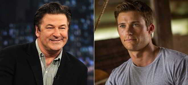 alec baldwin e Scott Eastwood_Crown Vic