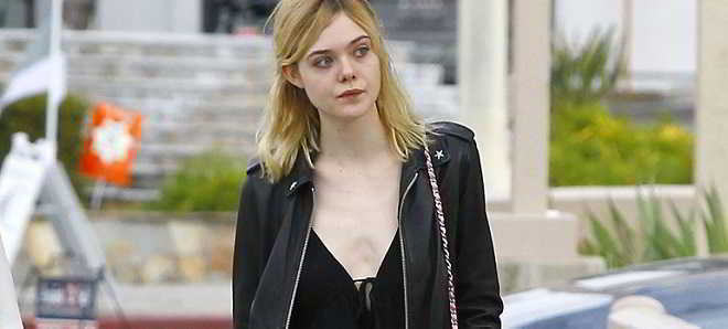 Elle Fanning foi confirmada no elenco do drama 'Sidney Hall'