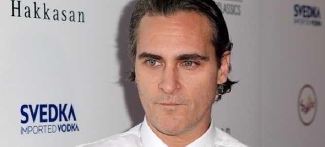 Joaquin Phoenix em negociação para interpretar Jesus em 'Mary Madgalene'