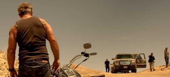Mel Gibson no primeiro trailer do thriller de ação 'Blood Father'