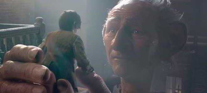 Segundo trailer dobrado em português de 'O Amigo Gigante'