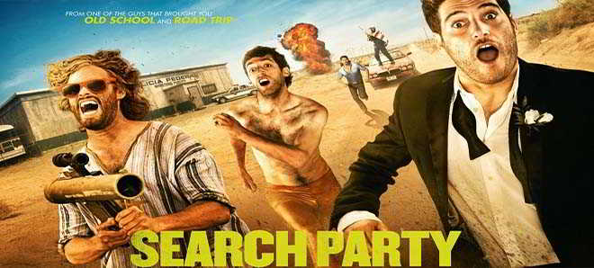 SEARCH PARTY - Official Trailer