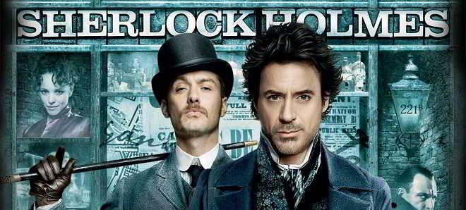 Robert Downey Jr. diz que 'Sherlock Holmes 3' arranca este ano