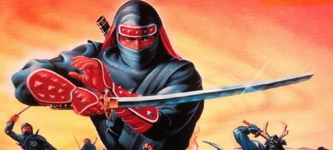 'Shinobi': Videojogo da Sega vai ter adaptado ao cinema