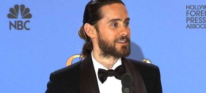 Jared Leto vai ser o protagonista do thriller de ação 'The Outsider'