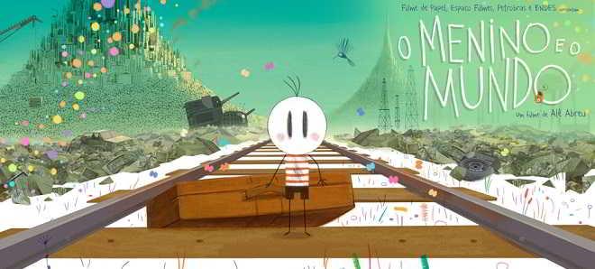 'O Menino e o Mundo': Trailer da animação brasileira de  Alê Abreu